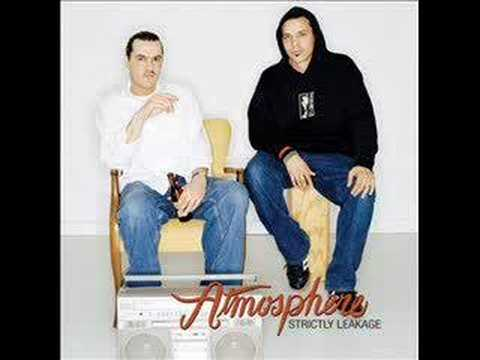 atmosphere - the things that hate us