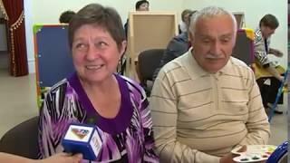 В «Лебединце» прошел первый арт фестиваль пожилых людей