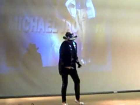 68-year-old Dorothy Gordon impersonates Michael Jackson at 2013 Ms. Senior Jacksonville Pageant
