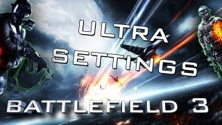 「Battlefield 3 ULTRA SETTINGS - EVGA GEFORCE GTS 450 + INTEL CORE i3」