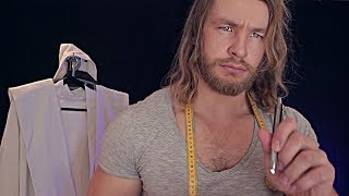 Keep Still Whilst I DRESS YOU For Comic Con [ASMR] thumbnail