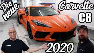 Geigercars - Endlich 😱! Corטette C8 2020 | Erstkontakt! 100-200 km/h? Leistungsmessung!