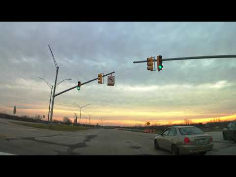 Driving in Rochester Hills, Auburn Hills and Bloomfield Hills in Michigan