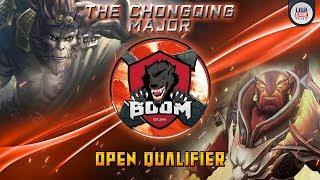 [DOTA 2] BOOM ID VS Detonator (BO3) - The Chongqing Major Open Qualifier #1