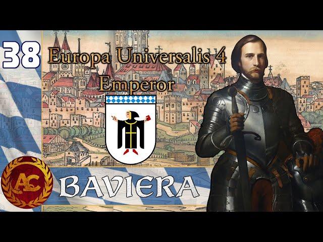 Monaco di Baviera || Europa Universalis 4 Emperor || Gameplay ITA #38