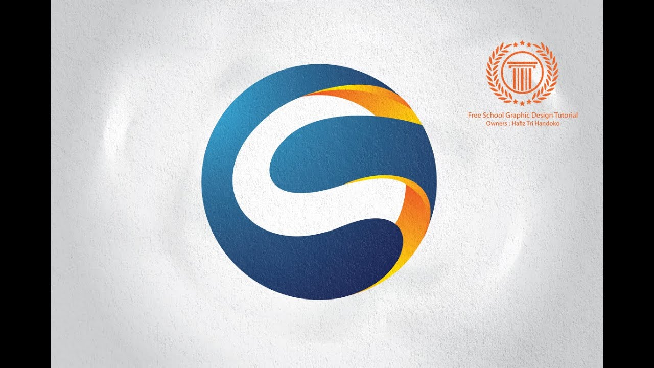 Simple 3d Logo Design For Beginners Illustrator Logo Design