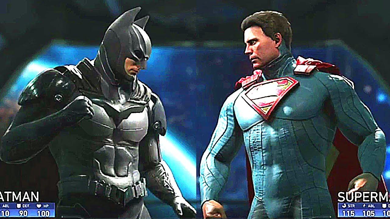 e3 Gameplay 2 Demo 2016 Injustice