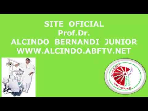 ODONTOLOGIA:  DENTISTA Dr ALCINDO  BERNANDI  Jr
