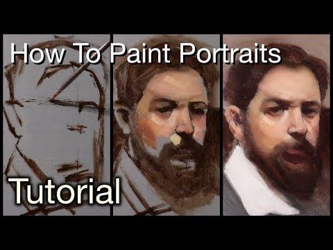 portrait-painting-tutorial-|-joaquín-sorolla-paint-along