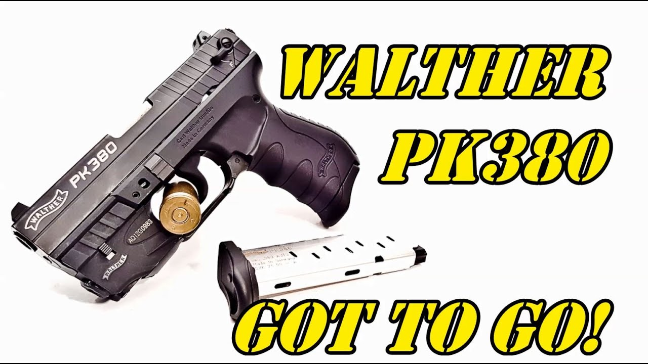 walther pk380 has to go bye bye here is why youtube rh youtube com Walther PPK Walther PPK 9Mm