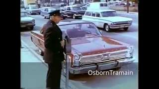 1966 Plymouth Sport Fury Commercial