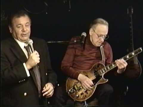 Les Paul with Paul Sorvino