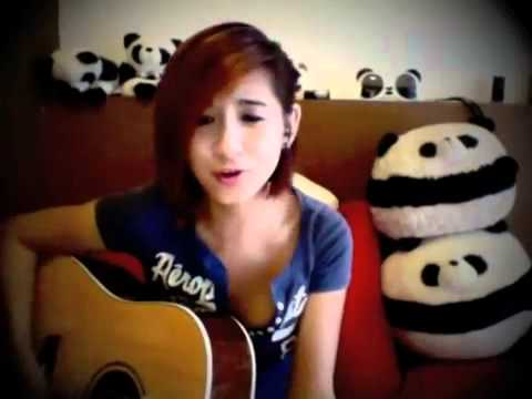 Steph Micayle Gangnam Style acoustic cover