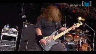 fear  factory - edgecrusher (live big day out 2004)
