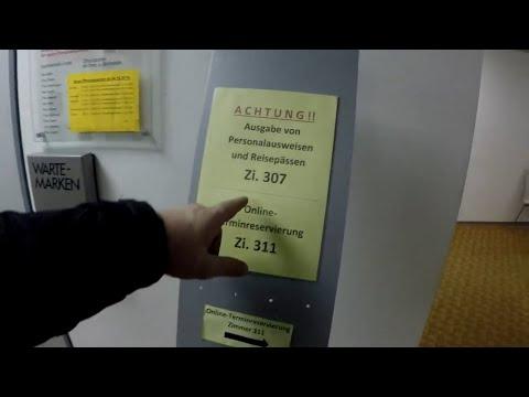 Просрочился паспорт в Германии, папандос...