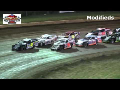 7-16-2016 Modifieds Cedar Lake Speedway