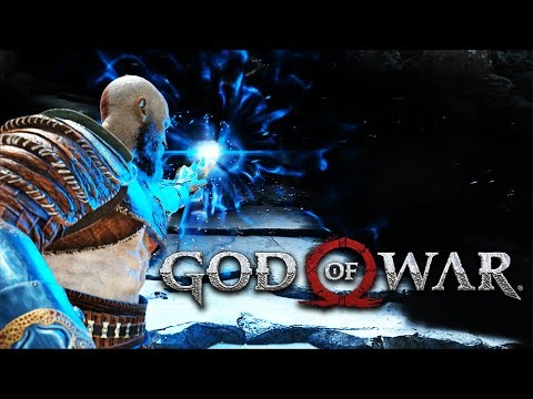 God Of War #10 - Destruindo as Trevas e Penetrando na Montanha (Gameplay Português PT BR PS4 PRO)