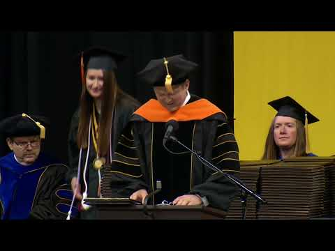 UI College of Engineering Commencement - May 13, 2018 on YouTube
