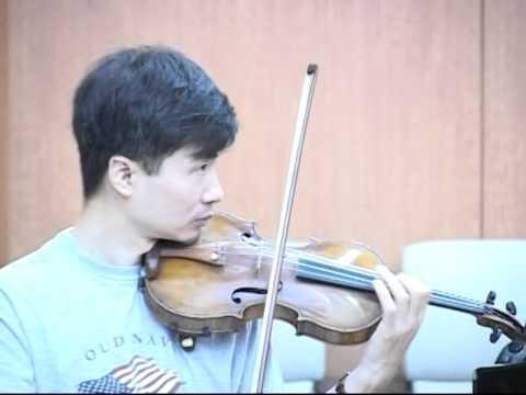 Dr.Eun Hwan Bai Masterclass, 2004 Violin Story Camp(28)