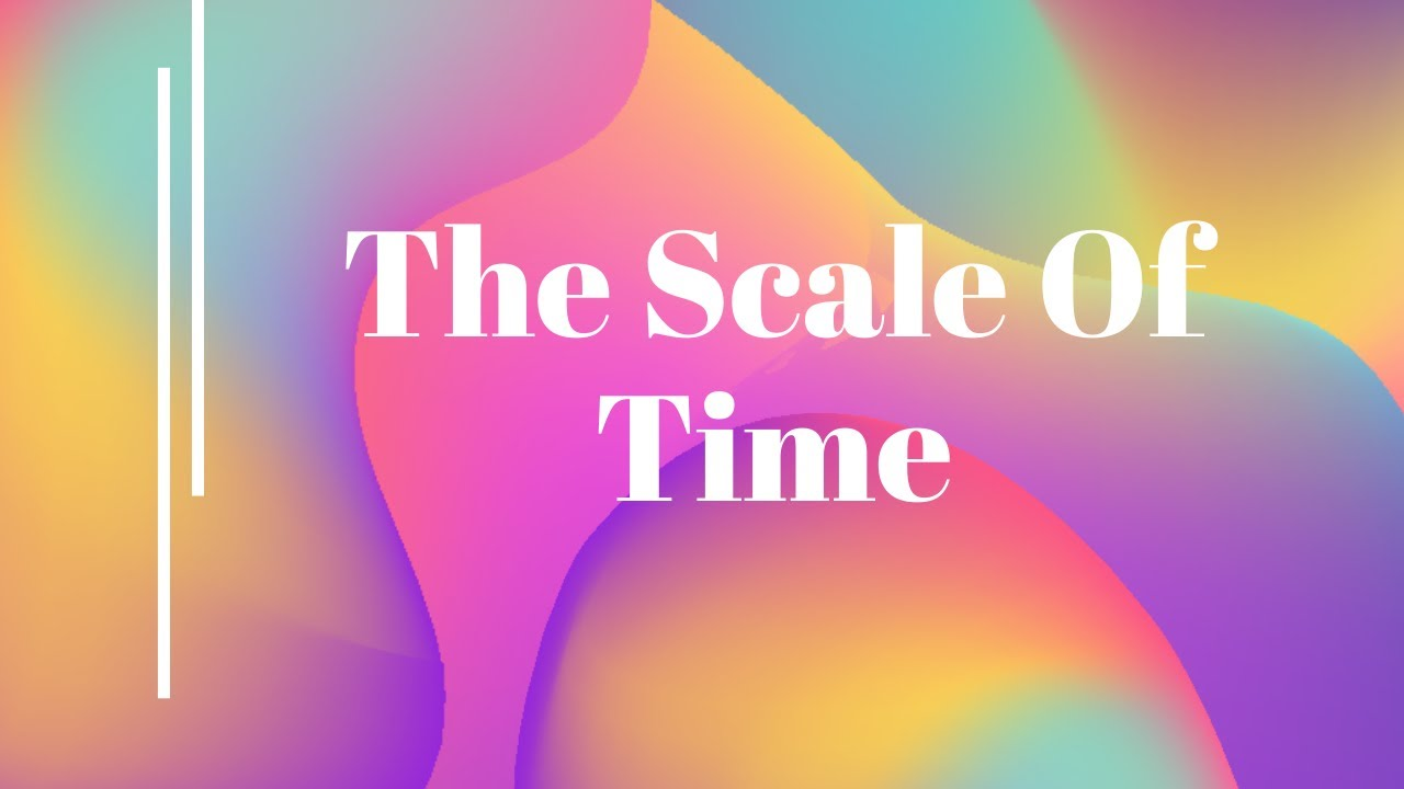 The Scale of Time | Apostle Mike Klump