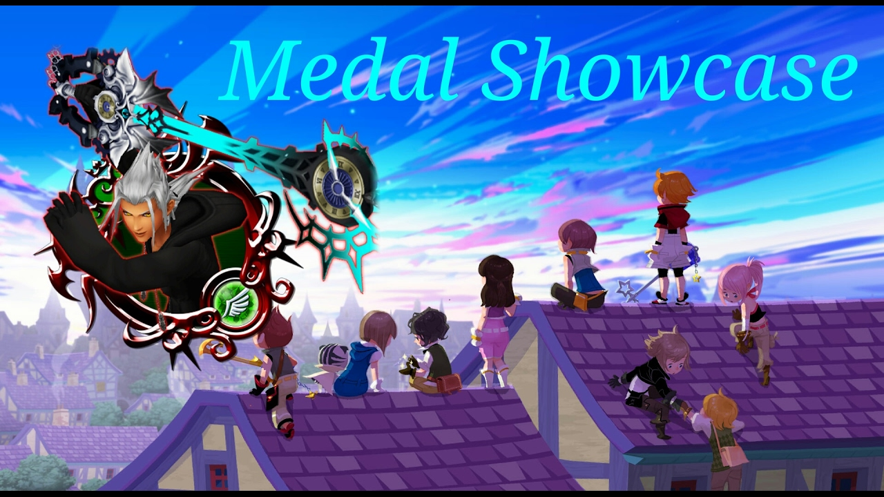 kh unchained how to get more medals