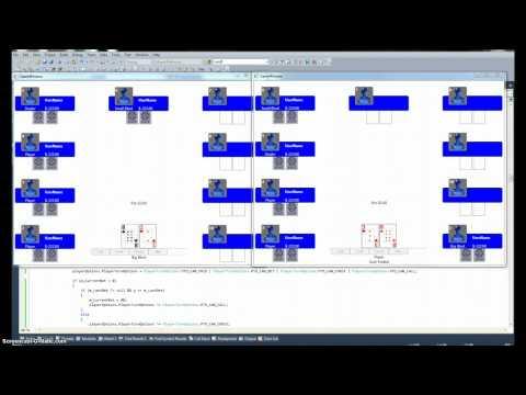 On-line Poker Game Development