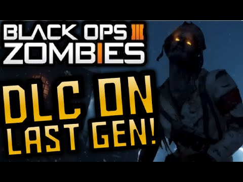 Black Ops 3: HOW TO PLAY ALL DLC ON XBOX 360 & PS3! (Last Gen) The Giant + Zetsubou No Shima Eclipse
