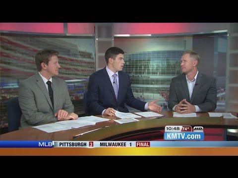 Sage Rosenfels on Omaha Sports Insider