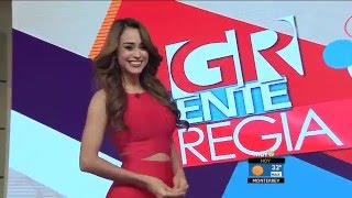 Yanet Garcia Gente Regia 09:30 AM 01-Feb-2016 Full