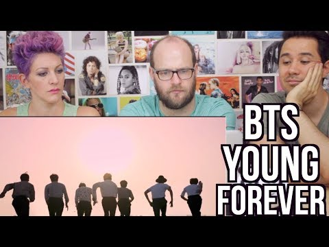 BTS - Epilogue - Young Forever - REACTION!!  방탄소년단