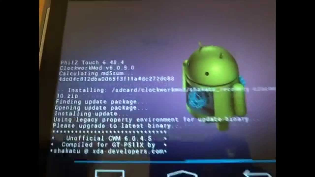 How to install Android 5.1.1 Lollipop on Samsung Galaxy ...