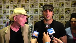 Robert Rodriguez and Frank Miller on new stars and characters in