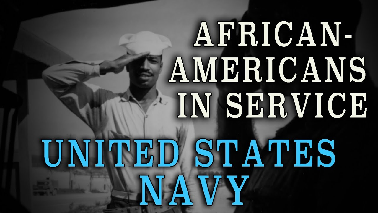 African-Americans in The United States Navy - A Short History