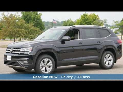 New 2018 Volkswagen Atlas Saint Paul MN Minneapolis, MN #87749 - SOLD