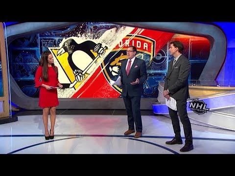NHL Now:  Pens - Panthers trade:  Penguins trade Brassard, Sheahan to Panthers  Feb 1,  2019