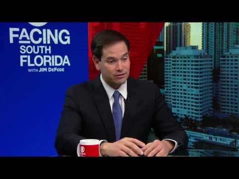 Sen. Marco Rubio On Town Halls