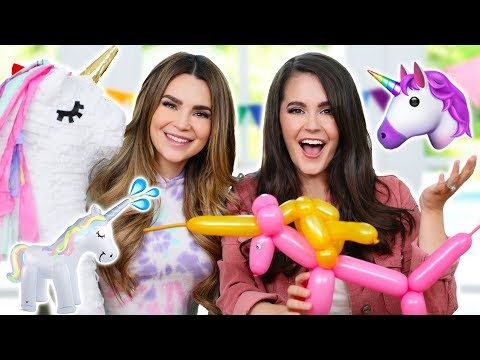 Trying Funny Unicorn Products!