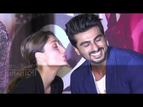 Kareena Kapoor Arjun Kapoor Best Scene In Ji Huzoori Song Video