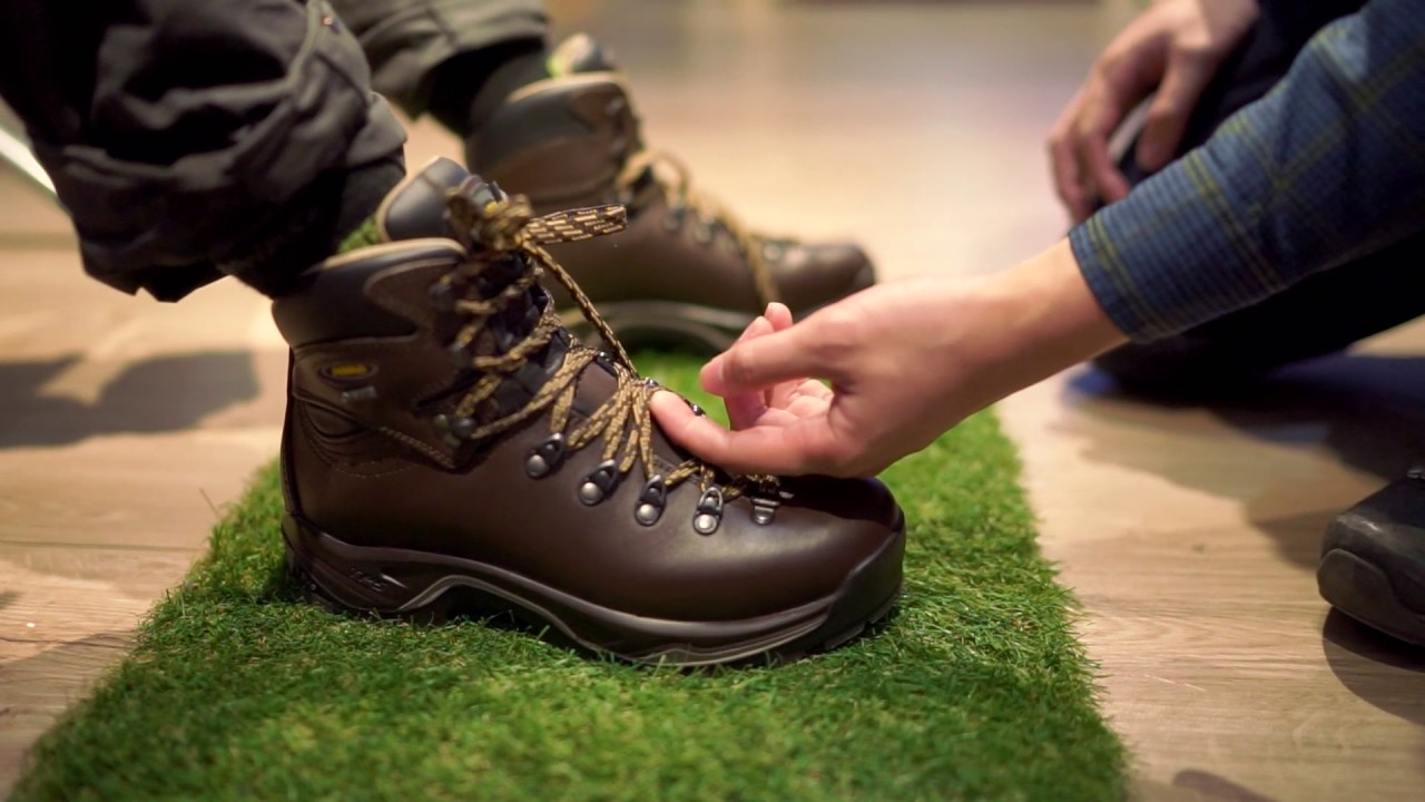 Boot Lacing วิธีการผูกเชือกรองเท้าเดินป่า