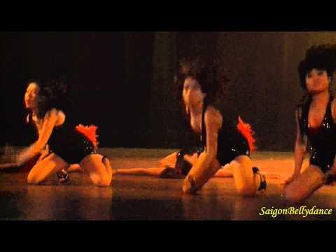Chuyên dạy nhảy sexy dance Quận 4 - Magazine cover