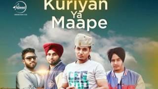 A-Kay - Kuriyan Ya Maape (feat. Bling Singh)