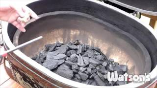 Primo Grils How to Setup for Low and Slow Cooking