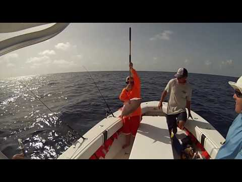 Pulley Ridge Fishing, Trolling, and Deep Drop - Massive Black Grouper - Overnight Trip