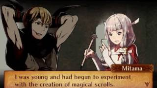 fire emblem fates revelation asugi and mitama support love story