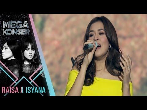"Raisa ""Jatuh Hati"" | Mega Konser Raisa X Isyana 2017"