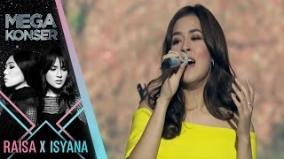 "Video Raisa ""Jatuh Hati"" | Mega Konser Raisa X Isyana 2017 download MP3, 3GP, MP4, WEBM, AVI, FLV Desember 2017"