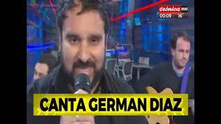 Germán Díaz (El Díaz) Más que amigos  #cronicatv #peatonal #tv #numerouno