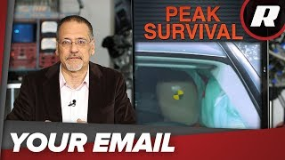 On Cars - Your Email: New car crash survival tech goes way beyond the airbag