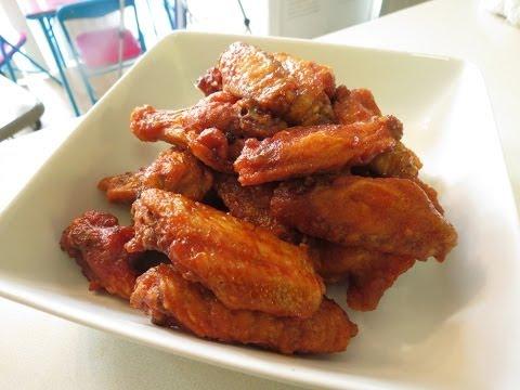 Sweet & Spicy Buffalo Wings - Recipe