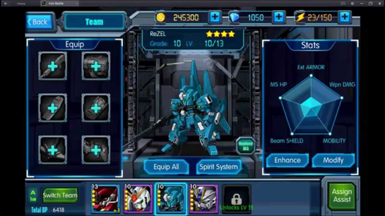 6 Best Android Game Similar to Gundam